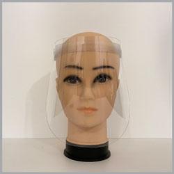 scut facial viziera